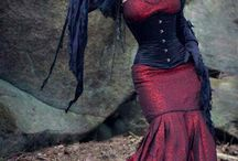 Victorian Gothic fashion / by Shirley Reed