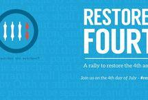 Restore The 4th!