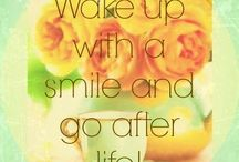 Just Smile / When you need a little motivation to smile!