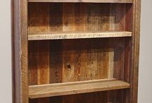 RECLAIMED WOOD, CABINET