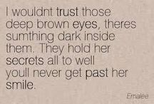 Brown Eye Positivity