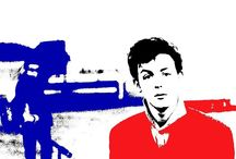 Graphics Paul McCartney