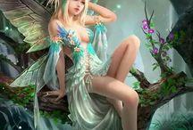 mooie painting
