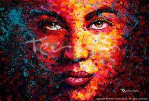 Spectrum Miami Show 2014 / I'm taking 8 paintings to the Spectrum Miami Show 3rd to 7th of December 2014