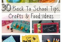 Back To School / by Samantha Miller