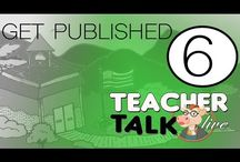 Teacher Talk Live Episodes / What happens when teachers around the world get together and talk education face to face? This forum is a great solutions based approach to the challenges we face daily