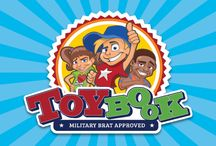 "Just ""Toy""ing Around / Look for all of the hottest toys that are Military Brat approved, new toys all the time so check back! / by the Exchange - You save, we give back."