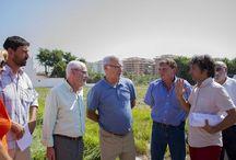 Acord de Vera / Los alcaldes de l'horta Nord firman un manifiesto en apoyo de la Chufa de Valencia con Denominación de Origen
