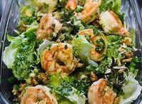 culinária saladas
