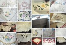 Broderi - Old Embroidery