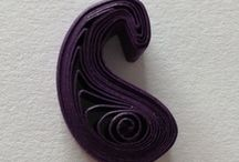 Forme quilling
