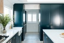 Modern classical kitchens
