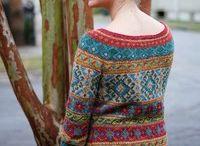 Fair Isle, stranded knitting