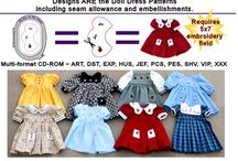 american girl doll clothes / by Robin Moody