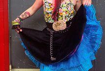 Cindy lauper costumes