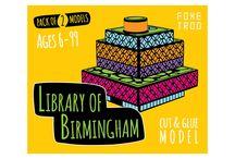 Library of Birmingham / #library #birmingham