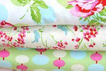 stoffen ♡ fabrics
