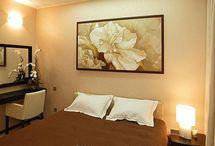 Bedroom decoration - Sisustus makuuhuone