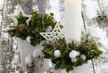 Advent.Christmas.Wreath.Ideas.