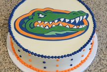 Florida Gators / Orange and Blue...Gator colors! The Alma Mater of my granddaughter Maggie. / by Maureen McGuire