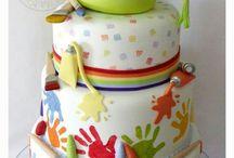1 сентября торт