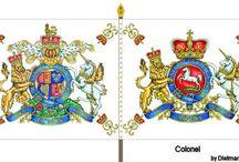 Seven Years War - Krefeld 1758 / Order of Battle for Krefeld 1758 Allied vs French