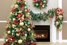 25+ Awesome Christmas Tree Decorating Ideas
