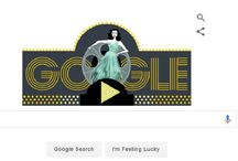 Who is Hedy Lamarr, today's Google Doodle?