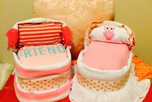 Baby carriage / Diy baby gift idea