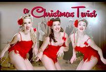 MOOD di Capo d'anno / E quando dal clima di riflessione del Natale si passa al mood delle feste di Capodanno, una buona musica ti mette sempre sulla strada giusta! Auguri!!