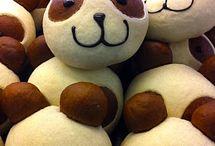 PANDA :3 / I really love Panda !!! Cute, playfull, cherfull~