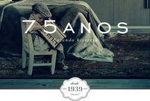 75 anos de Todeschini / 2014 é o ano que a Todeschini completa 75 anos e criamos um conteúdo especial para comemorar este momento!