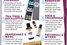 Essential Oils / by Kayla Hinton