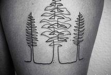 Tatuaże / Pomysły