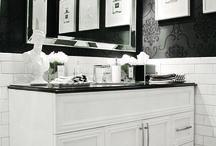 CHANEL INSPIRED BATHROOM BY NICHOLAS ROSACI / Bathroom Design