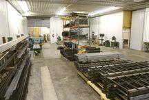 Hill Hiker Shop / Hill Hiker manufacturing shop in Minnesota