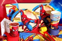 Spider-man / Spider-man Birthday Party Theme for Boys