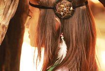 šperky - lapač snov