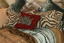 Bedding: Nomadic Collection / The Nomadic Collection bedding designed by Tasha Polizzi, available on http://www.tashapolizzi.com/items_list.php?id=32