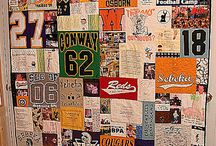 T shirt quilts / by Connie Carmony