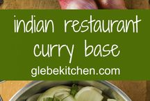 Curry base