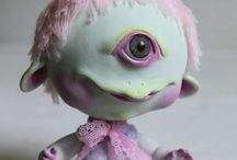 - dolls and crafts -
