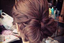 MY hair arrange