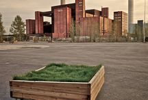 Mobile Gardens to Grow On The Go / Mobile gardening is great for urban areas.