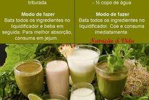 Alimentação saudável / by Rosangela Domingues Melo