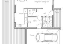 Plantas de Casas House Blueprint