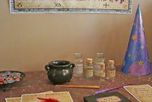 magic theme classroom