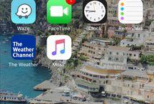 Iphone sceenshots