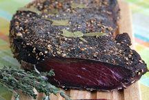 Cured meat/salumi
