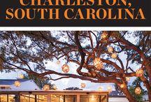 Cestování-USA-Jižní Karolína